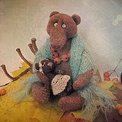 Куклы и игрушки ручной работы. Ярмарка Мастеров - ручная работа Маме.. (из воспоминаний). Handmade.
