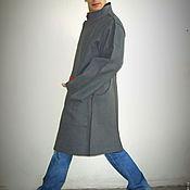 Одежда ручной работы. Ярмарка Мастеров - ручная работа Пальто мужское демисезонное. Handmade.