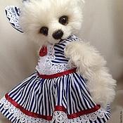 Куклы и игрушки ручной работы. Ярмарка Мастеров - ручная работа Мишка Орнелла.. Handmade.