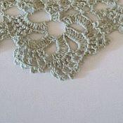 Материалы для творчества handmade. Livemaster - original item Dimensional lace crochet. Handmade.