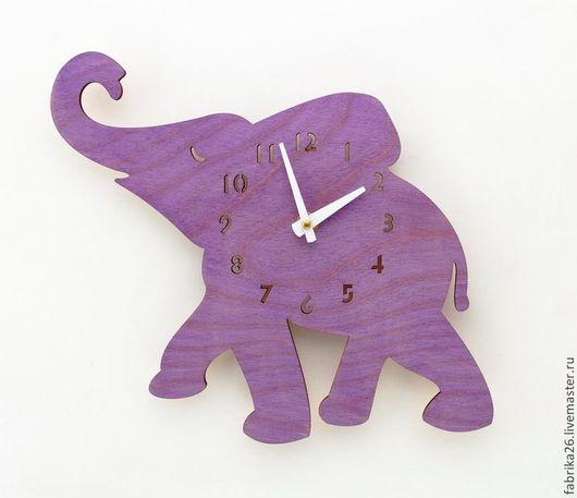 Часы для дома ручной работы. Ярмарка Мастеров - ручная работа. Купить Деревянные часы. Handmade. Часы настенные, лак