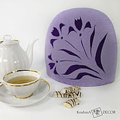 Для дома и интерьера handmade. Livemaster - original item The tea cosy