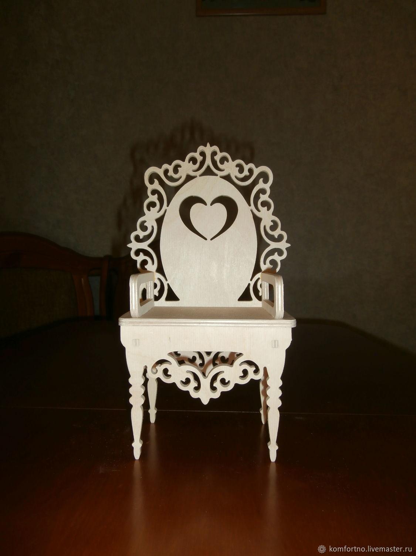 Doll chair 1560, Doll furniture, Belgorod,  Фото №1