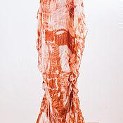 """Одежда ручной работы. Ярмарка Мастеров - ручная работа Платье """" ЗЕМЛЯ"""". Handmade."""