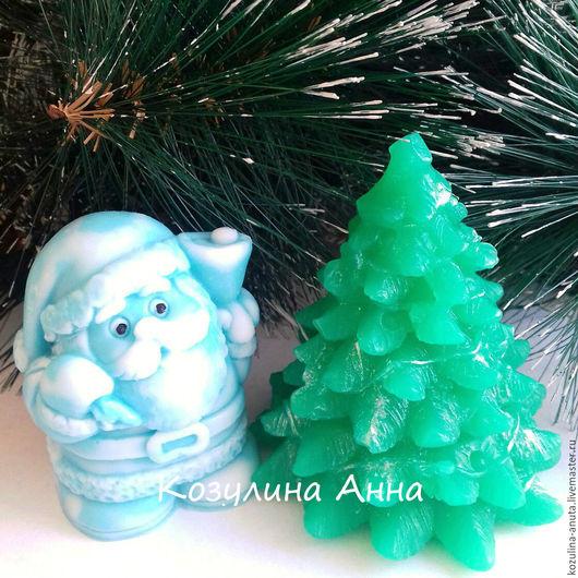 мыло новогоднее,мыло елочка,мыло елка,мыло на новый год