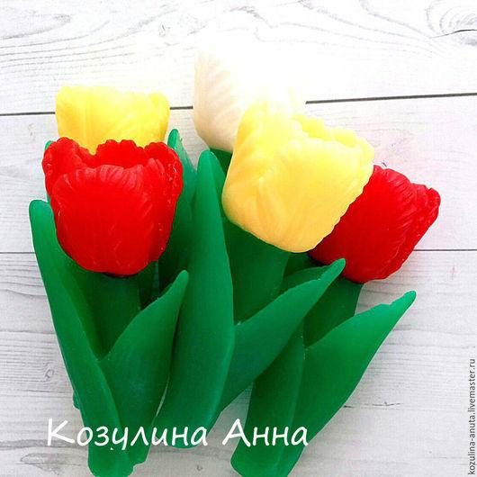 мыло тюльпан,тюльпан,тюльпаны,8 марта,желтые тюльпаны,красные тюльпаны,белые тюльпаны,тюльпаны на 8 марта,женский праздник