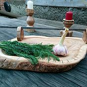 Посуда handmade. Livemaster - original item The dish under the meat. Handmade.