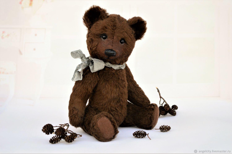 Soviet brown bear model 1930-40 years, Teddy Bears, Samara,  Фото №1