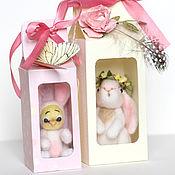 Сувениры и подарки ручной работы. Ярмарка Мастеров - ручная работа Коробочка - упаковка для игрушки. Handmade.