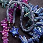 Украшения handmade. Livemaster - original item Necklace-transformer with a pendant