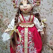 Куклы и пупсы ручной работы. Ярмарка Мастеров - ручная работа Куклы: Василиса Прекрасная. Handmade.
