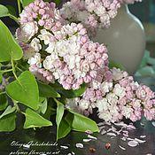 Цветы и флористика handmade. Livemaster - original item Lilac