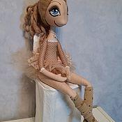 Куклы и игрушки ручной работы. Ярмарка Мастеров - ручная работа Балеринка. Handmade.
