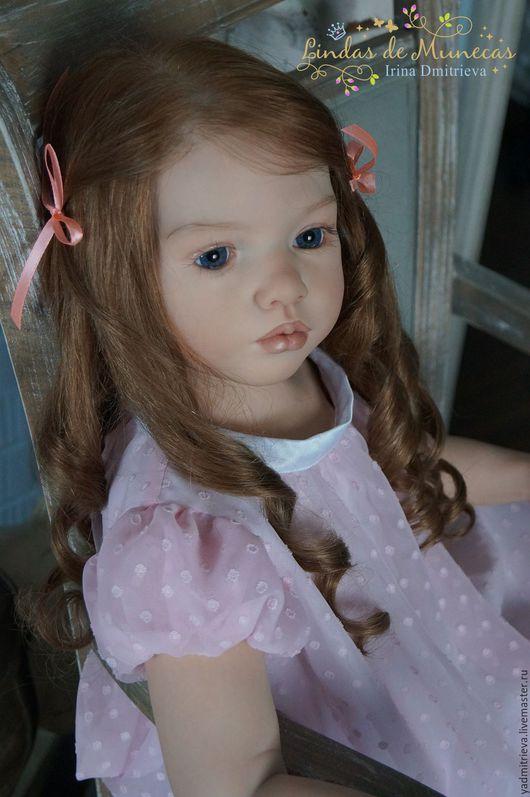 Куклы-младенцы и reborn ручной работы. Ярмарка Мастеров - ручная работа. Купить Кукла реборн Аленка( Alenka, Natali Blik). Handmade.