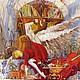 """Символизм ручной работы. Заказать """"Предчувствие....   """". Логинов Илья (loggy-art). Ярмарка Мастеров. Ангел, картина для интерьера, дерево"""