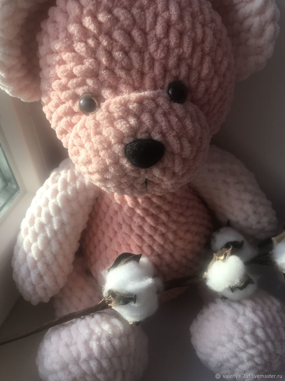 Плюшевый мишка, Мягкие игрушки, Санкт-Петербург,  Фото №1