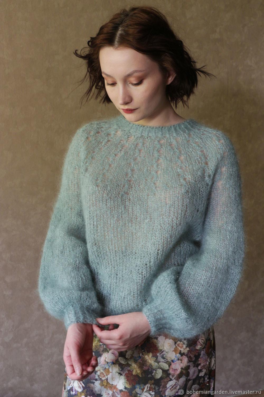 нашёл свитер из кид мохера спицами фото кадре актриса