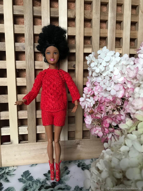 Модный комплект для куклы барби, Одежда для кукол, Москва,  Фото №1