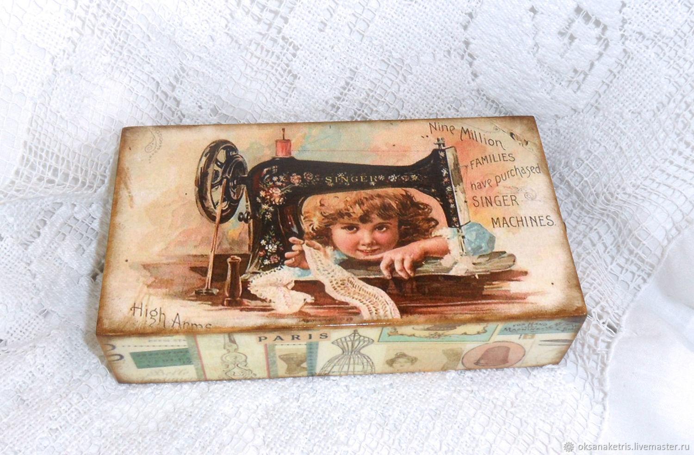 Box pencil case Fashionista, Box, Novosibirsk,  Фото №1