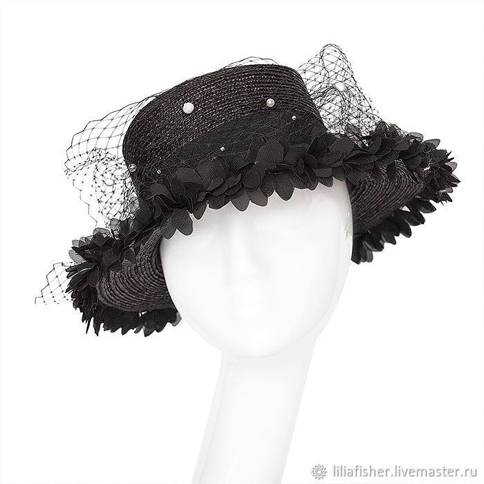 Hat 'COCO', Hats1, Moscow,  Фото №1