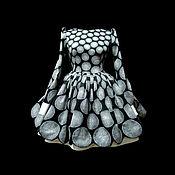 """Одежда ручной работы. Ярмарка Мастеров - ручная работа Платье """"Мегаполис"""" авторское. Handmade."""