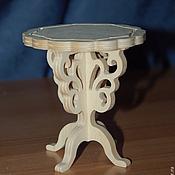 Материалы для творчества handmade. Livemaster - original item A doll`s stool.189.. Handmade.