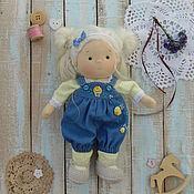 Вальдорфские куклы и звери ручной работы. Ярмарка Мастеров - ручная работа Вальдорфская кукла Иришка ( 25 см). Handmade.