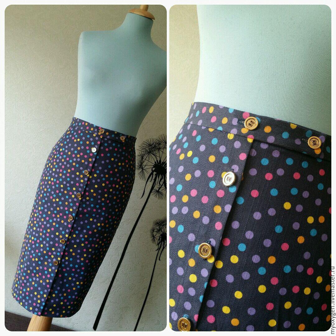 Ткань хлопковая для юбки