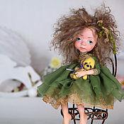 """Куклы и игрушки ручной работы. Ярмарка Мастеров - ручная работа Интерьерная кукла """"Элли"""". Handmade."""
