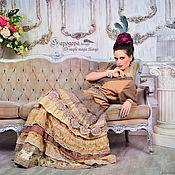"""Свадебный салон ручной работы. Ярмарка Мастеров - ручная работа Свадебное платье """"Duchess"""" вечернее платье, бохо, выпускное платье. Handmade."""
