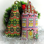 Подарки к праздникам handmade. Livemaster - original item In anticipation of Christmas miracles. Handmade.