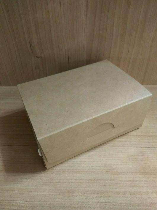 Упаковка ручной работы. Ярмарка Мастеров - ручная работа. Купить Коробка для упаковки изделий ручной работы, сборная.. Handmade.