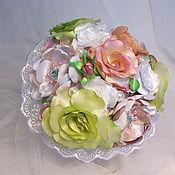 """Свадебный салон ручной работы. Ярмарка Мастеров - ручная работа Букет невесты """"Color"""". Handmade."""