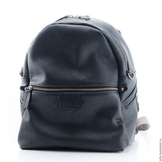 Рюкзак Tefia Jungle черный
