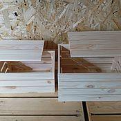 Для дома и интерьера ручной работы. Ярмарка Мастеров - ручная работа Ящик с крышкой. Handmade.