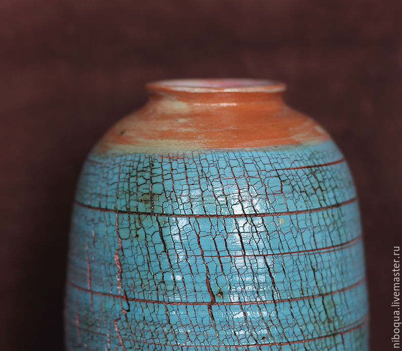 Ваза керамическая Scirocco