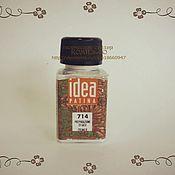 Материалы для творчества ручной работы. Ярмарка Мастеров - ручная работа %Грунт-праймер для химической патины IDEA MAIMERI №714. Handmade.