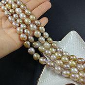 Материалы для творчества handmade. Livemaster - original item 10 PCs. Pearls natural lavender 8.5-9.5x10-11.5 mm (art. 2671). Handmade.