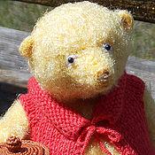 Куклы и игрушки handmade. Livemaster - original item Teddy bear Winnie (20 cm). Handmade.