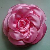Для дома и интерьера ручной работы. Ярмарка Мастеров - ручная работа подушка роза. Handmade.