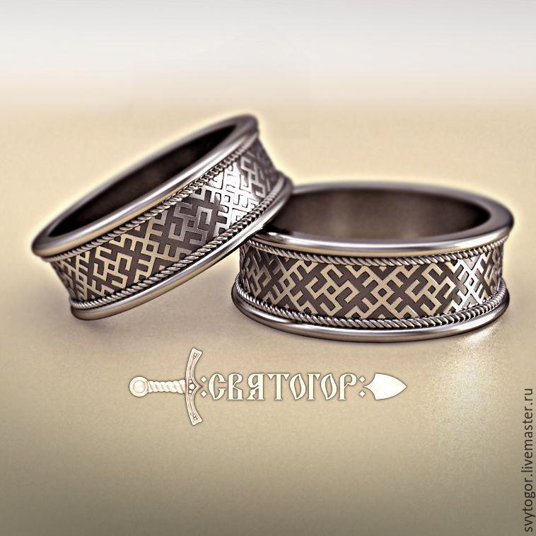 Wrap ring `Perunov Color`