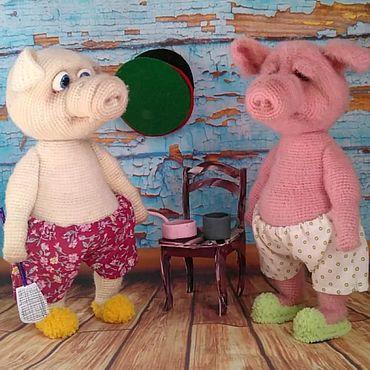Куклы и игрушки ручной работы. Ярмарка Мастеров - ручная работа Мастер класс по созданию Рудольфа. Handmade.