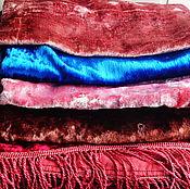Материалы для творчества ручной работы. Ярмарка Мастеров - ручная работа Набор плюша винтажного. Handmade.