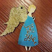 Подарки к праздникам ручной работы. Ярмарка Мастеров - ручная работа Нежный ангел. Handmade.