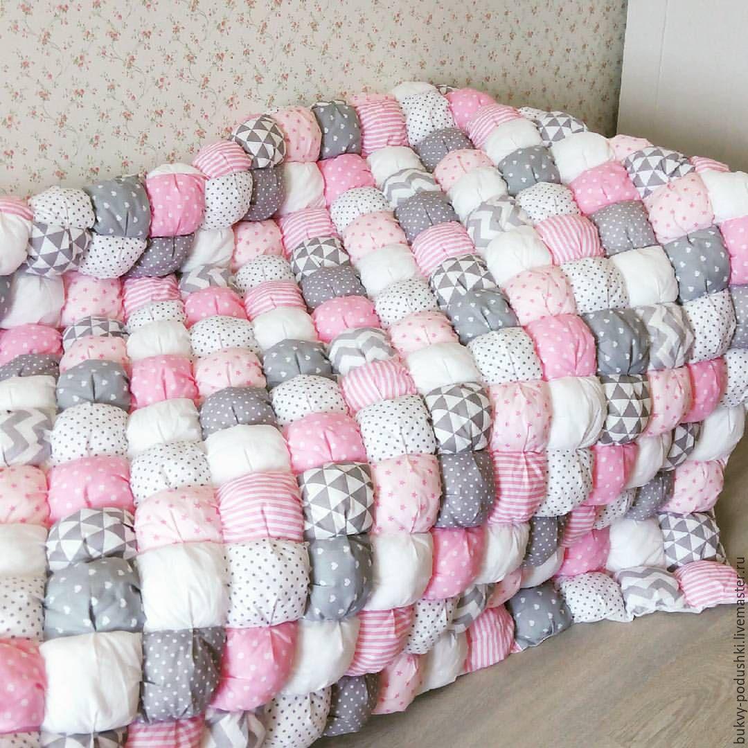 Бомбоны одеяло своими руками самый простой