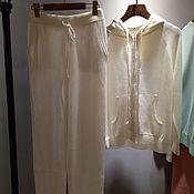 Одежда handmade. Livemaster - original item suit cashmere extra class. Handmade.