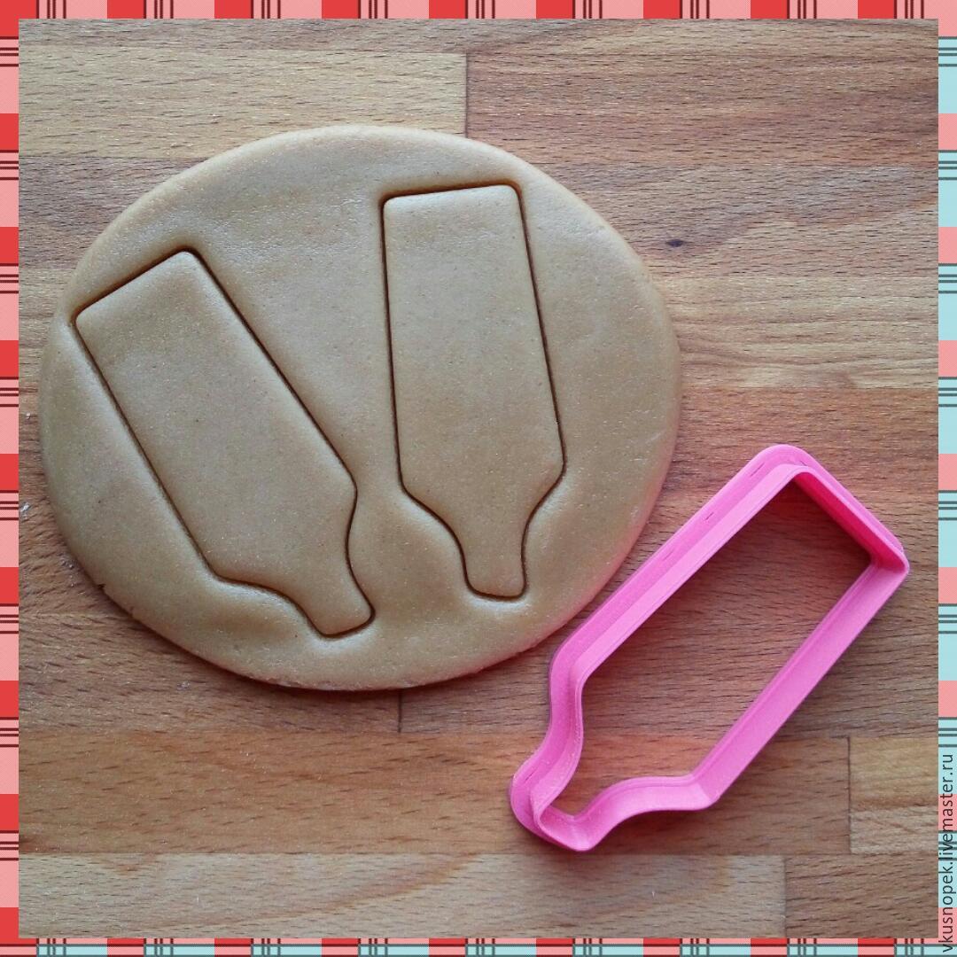Набор металлических форм для печенья 13шт