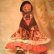Куклы и игрушки ручной работы. Ярмарка Мастеров - ручная работа Барышня.. Handmade.