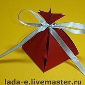 Упаковка ручной работы. Ярмарка Мастеров - ручная работа Дизайнерская упаковка. Handmade.