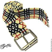 Аксессуары handmade. Livemaster - original item Belt